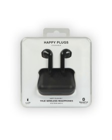 Happy Plugs Unisex Black Air 1 Wireless Headphones