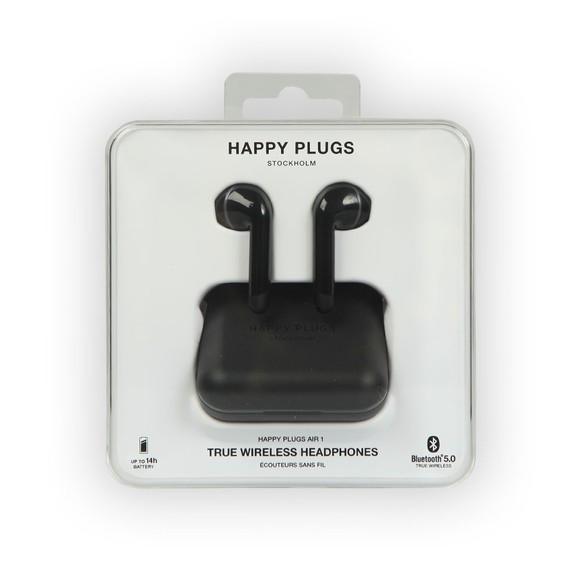 Happy Plugs Unisex Black Air 1 Wireless Headphones main image