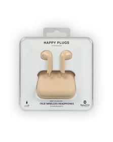 Happy Plugs Unisex Off-White Air 1 Wireless Headphones