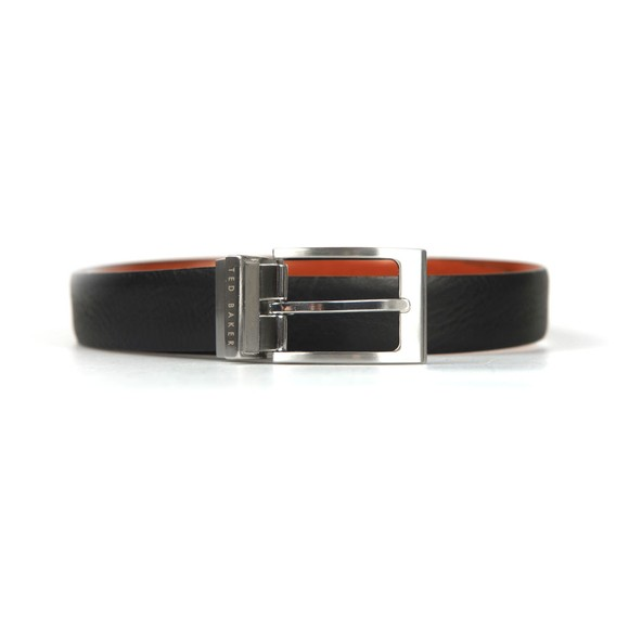 Ted Baker Mens Black Karmer Reversible Belt