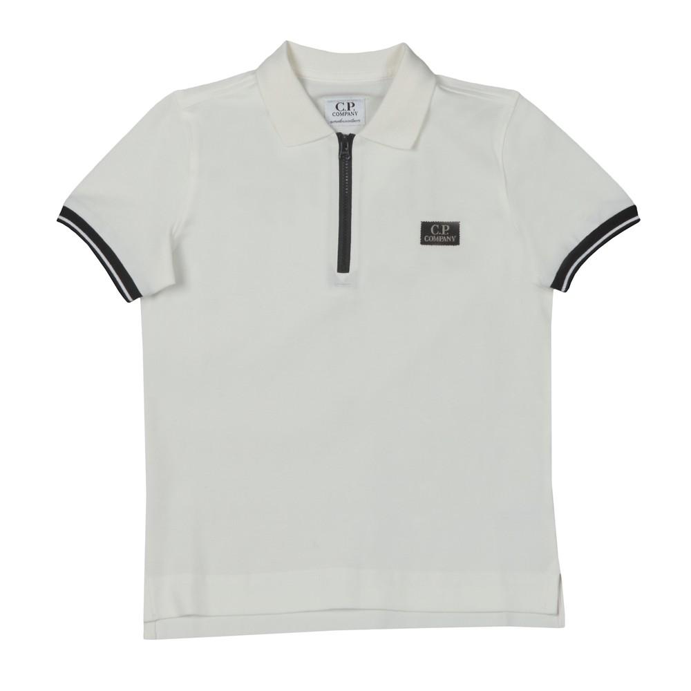 Zip Polo Shirt main image