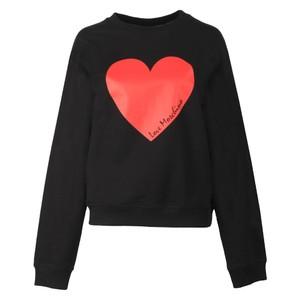 Girocollo Heart Sweatshirt
