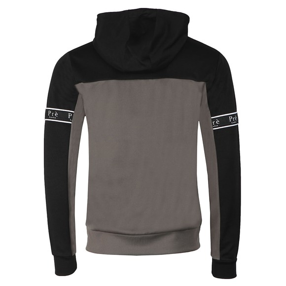 Pre London Mens Grey Eclipse Poly Full Zip main image