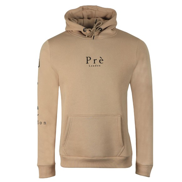 Pre London Mens Beige Statement Hood main image