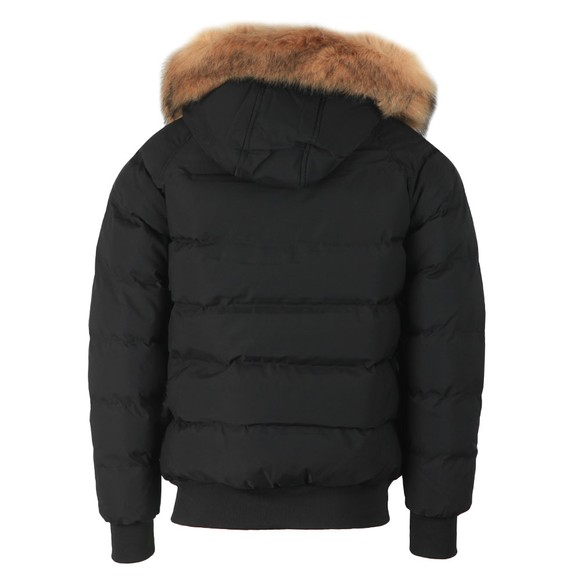 Pre London Mens Black Rennes Fur Parka main image