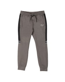 Pre London Mens Grey Eclipse Poly Jogger