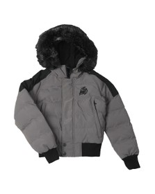 Kings Will Dream Boys Grey Boys Branton Jacket