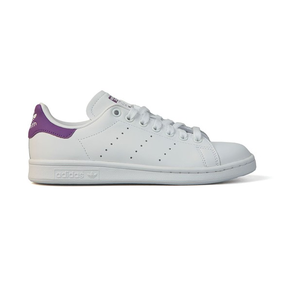 adidas Originals Womens White Stan Smith Trainers