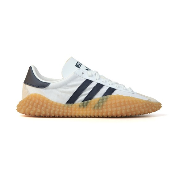 adidas Originals Mens White Country x Kamanda