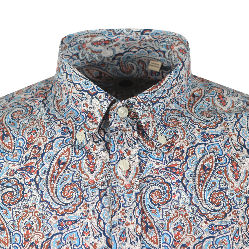 Liberty Paisley Shirt main image