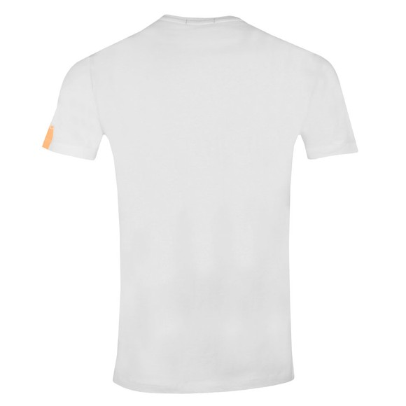 Replay Mens White V Neck T-Shirt main image