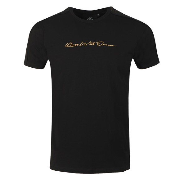 Kings Will Dream Mens Black Mlorton T-Shirt main image