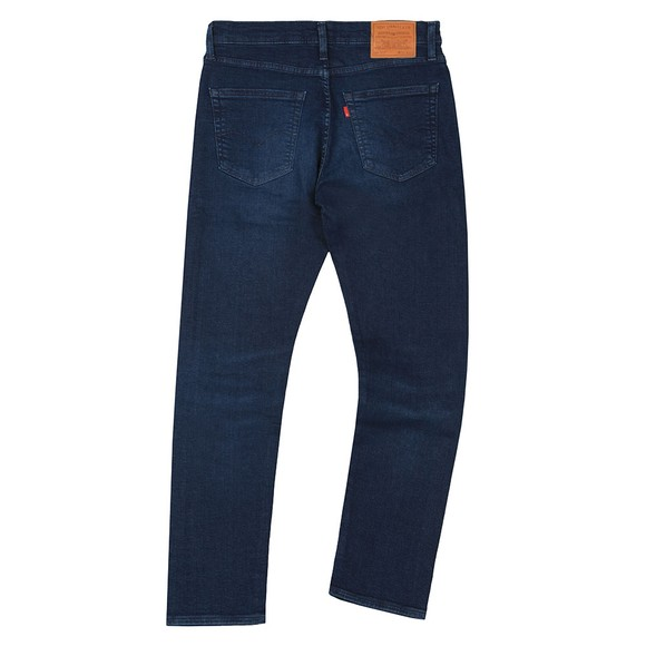 Levi's Mens Blue 512 Slim Tapered Jean main image