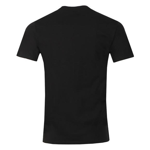 Levi's Mens Black 2 Horse Graphic T-Shirt main image