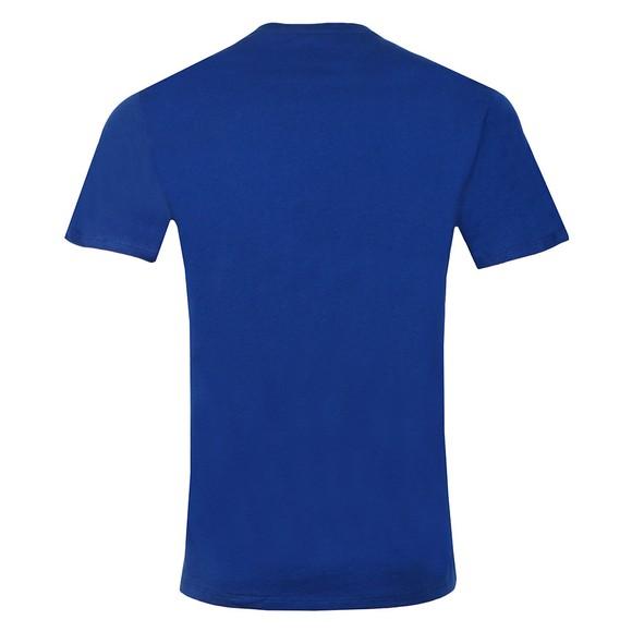 Levi's Mens Blue Logo Branded Tee main image