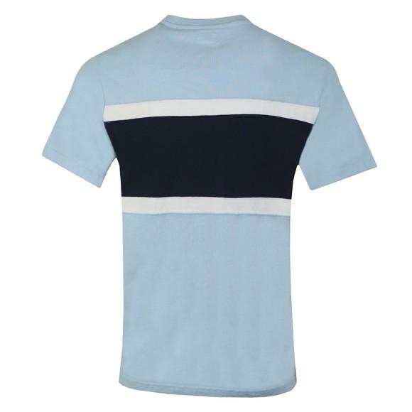 Levi's Mens Blue Colour Block T-Shirt main image