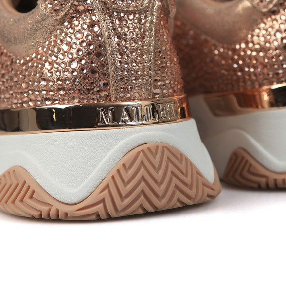 Mallet Womens Pink Kingsland Jewel Trainer main image