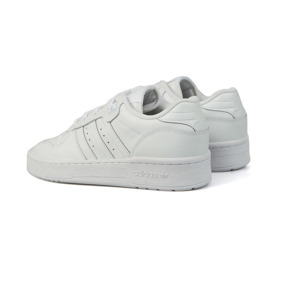 adidas Originals Mens White Rivalry Low Trainer main image