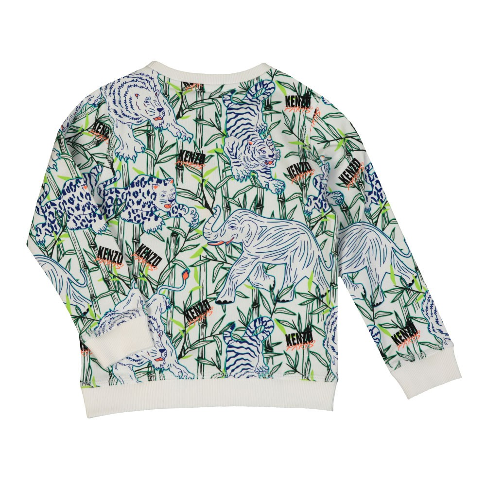 Jake Disco Jungle Sweatshirt main image