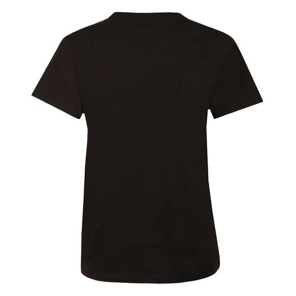 Levi's Womens Grey Perfect Logo T Shirt main image