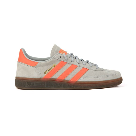 adidas Originals Mens Grey Handball Spezial Trainers main image