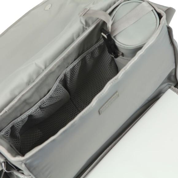 Emporio Armani Baby Boys Grey Changing Bag main image