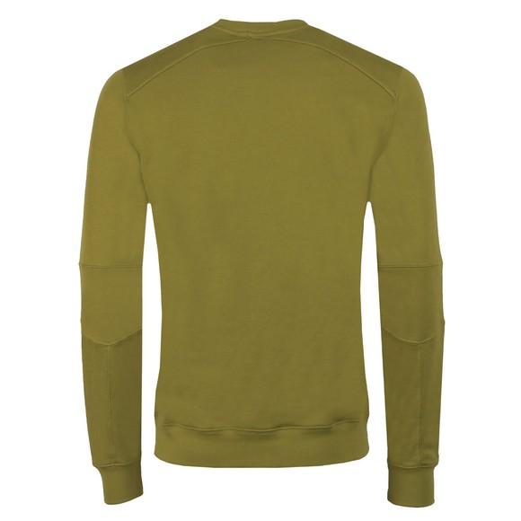 Ma.Strum Mens Green Training Crew Sweatshirt main image