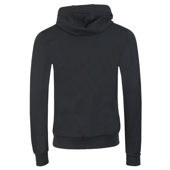 EA7 Emporio Armani Mens Blue Hooded Sweat main image