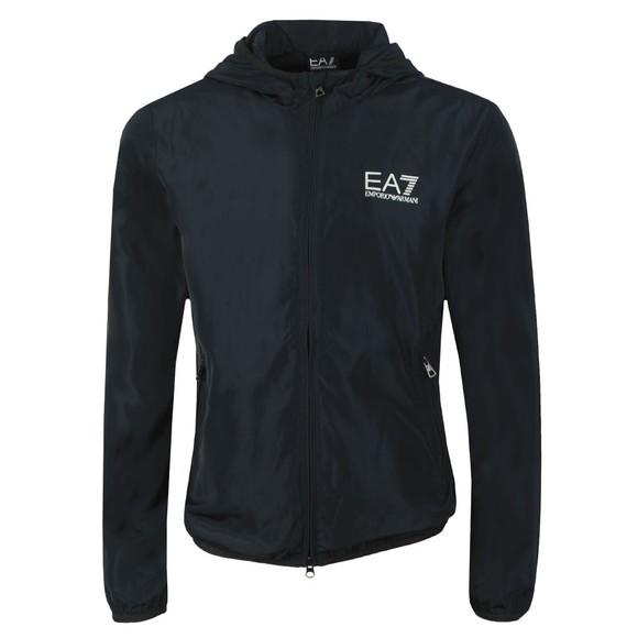 EA7 Emporio Armani Mens Blue Bomber Jacket