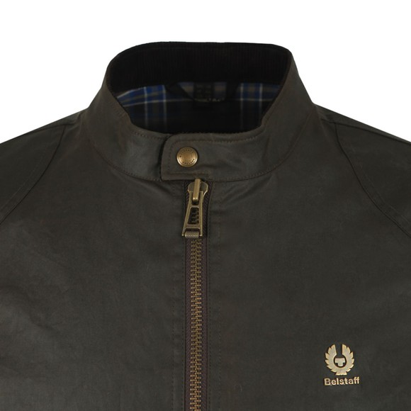 Belstaff Mens Green Kelland Wax Blouson main image
