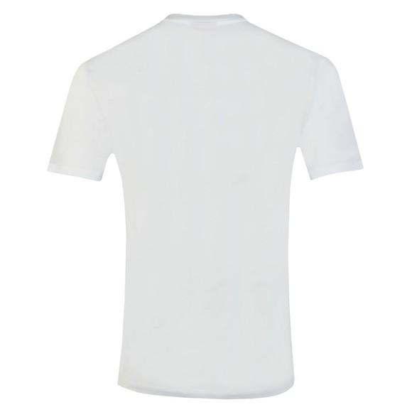 HUGO Mens White Dicagolino202 T-Shirt main image