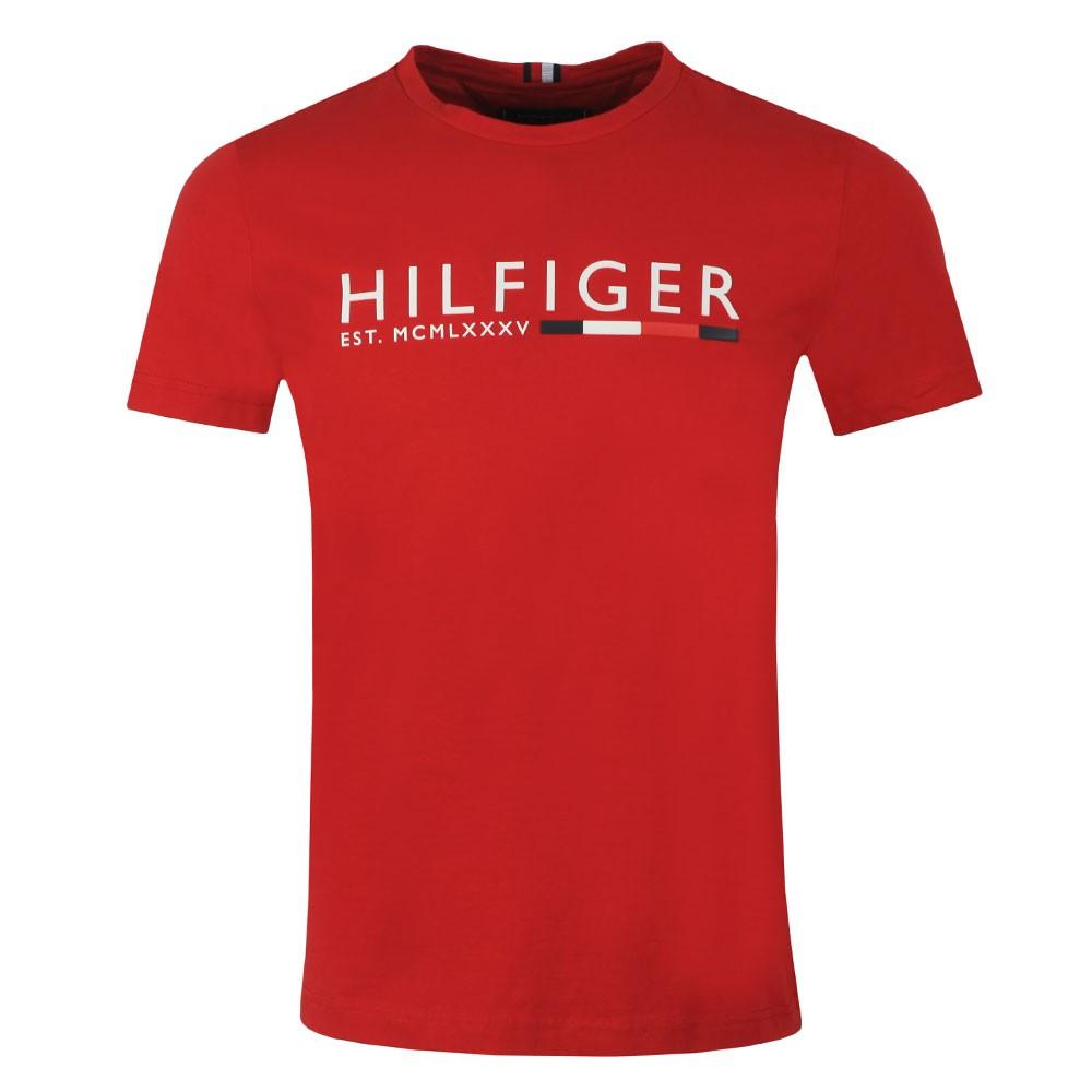 Corp Hilfiger Stripe T-Shirt main image