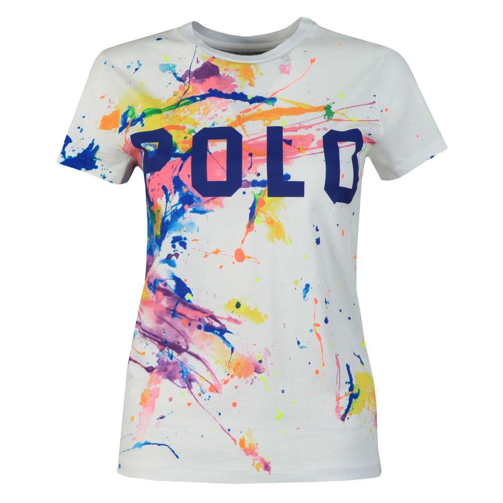 Paint Splatter T Shirt main image
