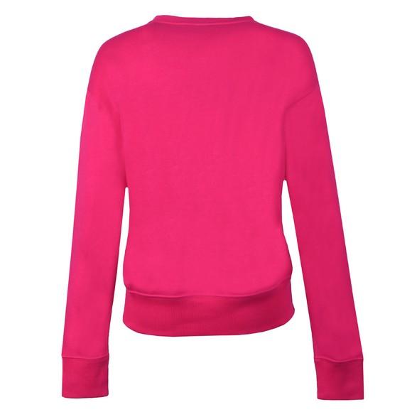 Polo Ralph Lauren Womens Pink Light Crew Sweatshirt main image