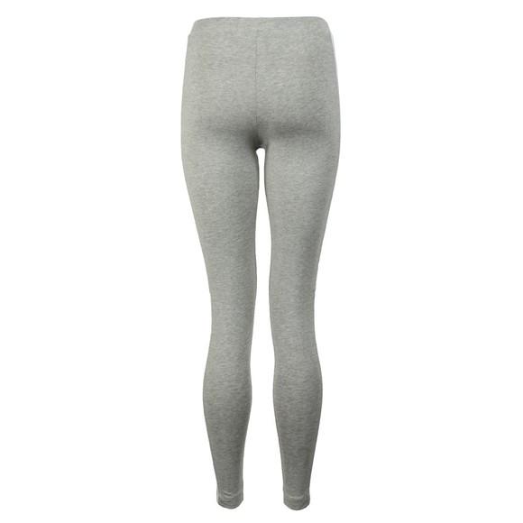 adidas Originals Womens Grey Trefoil Tight Leggings main image