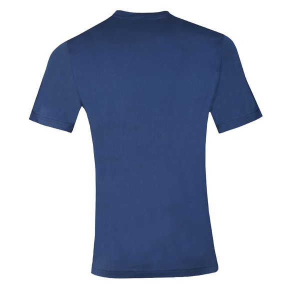 adidas Mens Blue Essentials T-Shirt main image
