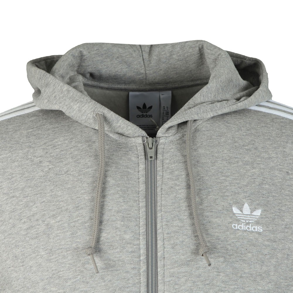 3 Stripes Full Zip Hoodie main image