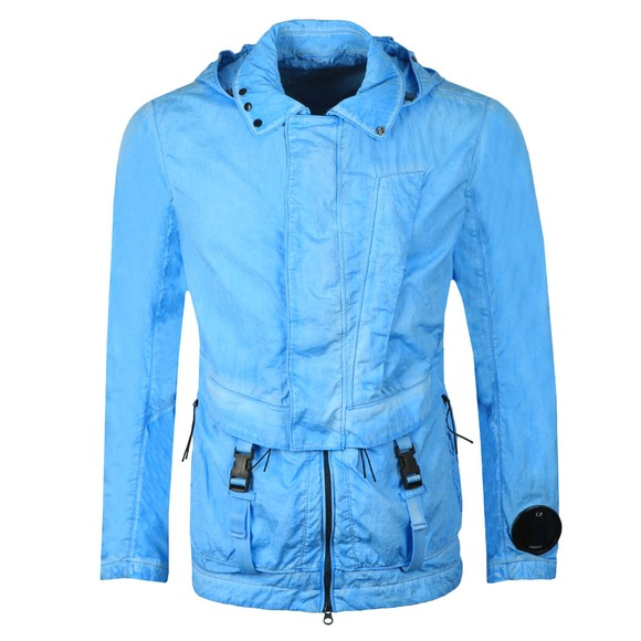 C.P. Company Mens Blue MTTN Goggle Jacket