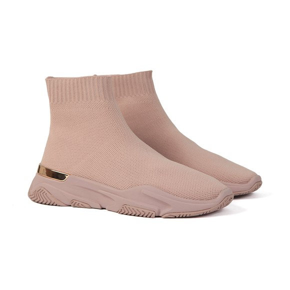 Mallet Womens Pink Sock Runner  main image