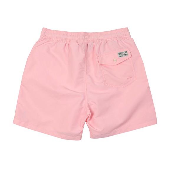 Polo Ralph Lauren Mens Pink Traveller Swim Short