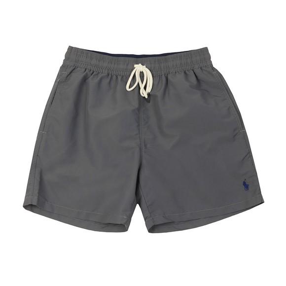Polo Ralph Lauren Mens Grey Traveller Swim Short