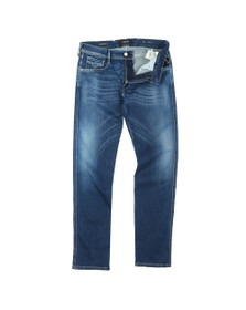 Replay Mens Blue Hyperflex Bio Stretch Jean