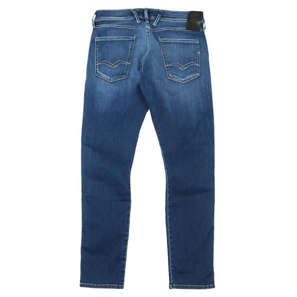 Replay Mens Blue Hyperflex Bio Stretch Jean main image