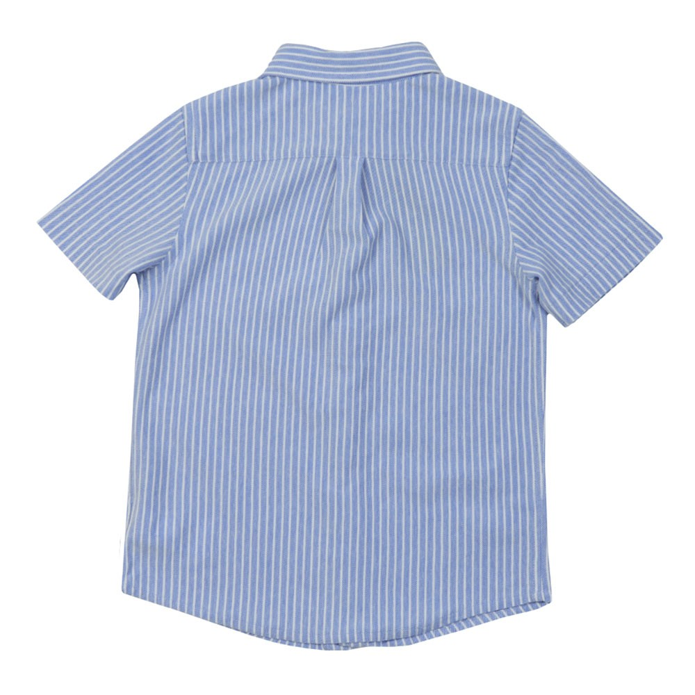 Boys Short Sleeve Pique Shirt main image