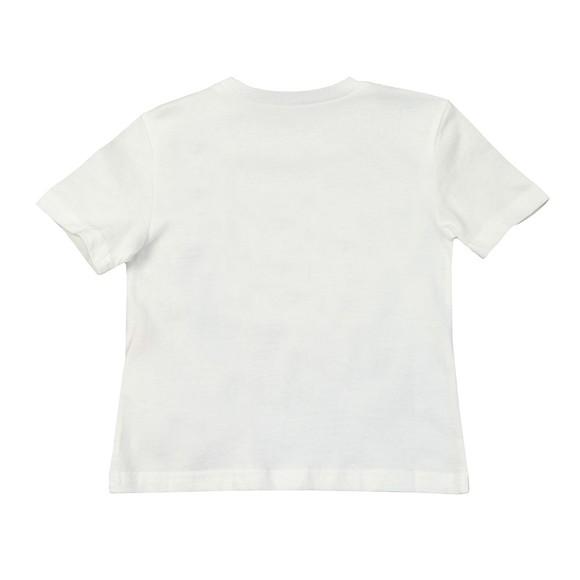 Polo Ralph Lauren Boys White Baby Crew Neck T Shirt main image