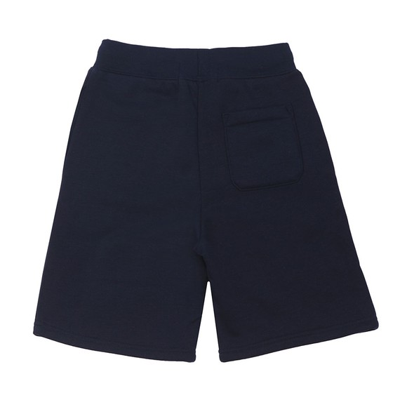 Polo Ralph Lauren Sport Boys Blue Logo Jersey Shorts main image