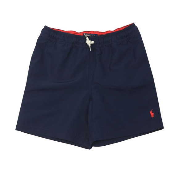 Polo Ralph Lauren Boys Blue Boys Traveller Swim Short
