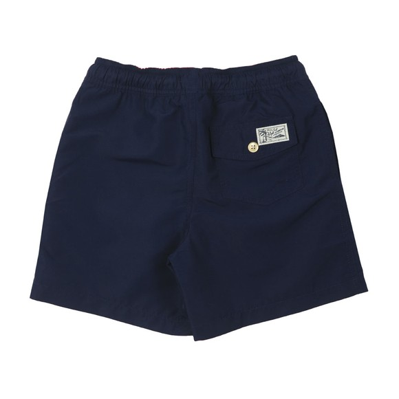 Polo Ralph Lauren Boys Blue Boys Traveller Swim Short main image
