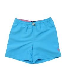 Polo Ralph Lauren Boys Blue Baby Traveller Swim Short