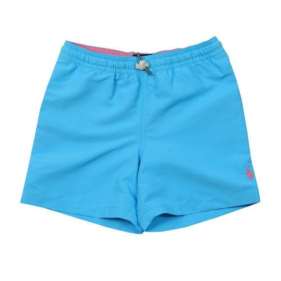 Polo Ralph Lauren Boys Blue Baby Traveller Swim Short